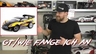1/8 GT-E - Wie Fange Ich An? | HD+ | German