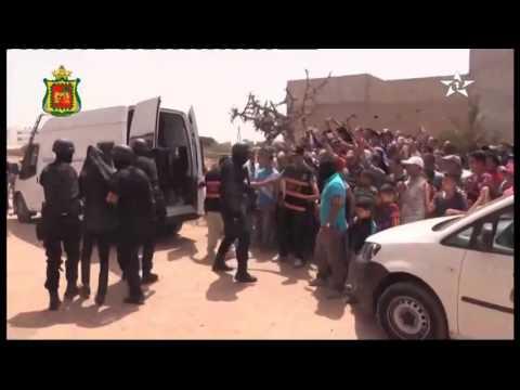 المغرب تفكيك خلية إرهابية ذات صلة بداعش ليبيا نشط بمدن أكادير وأمزميز وشيشاوة