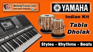 Jaane Kahan Gaye Wo Din   New   Tabla Dholak Yamaha Indian Kit Style Beat Rhythm