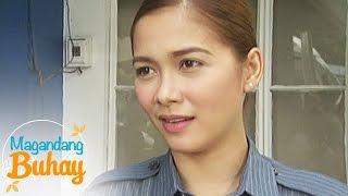 Magandang Buhay: Maja on Enchong being