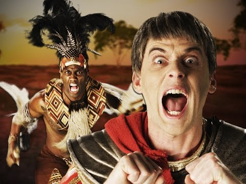 Download Shaka Zulu vs Julius Caesar.  Epic Rap Battles of History Season 4.