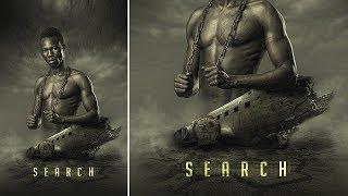 Search Movie Poster | Photoshop Manipulation Tutorial