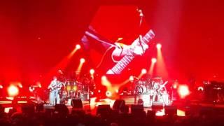 Tony Macalpine et Pete Thorn - battle de guitares