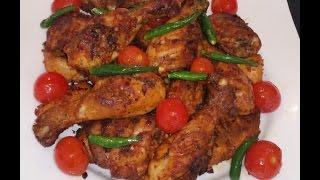 Peri Peri Chicken پیری پیری چکن / Cook With Saima
