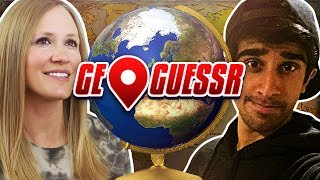 GEOGUESSR #12 with Vikk & Fangs (GeoGuessr Challenge)