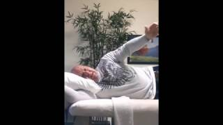 Anterior Shoulder Impingment Syndrome Sleeping Positions - Part 1