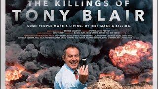 THE KILLINGS OF TONY BLAIR Trailer - GEORGE GALLOWAY (2016) Documentary 2016