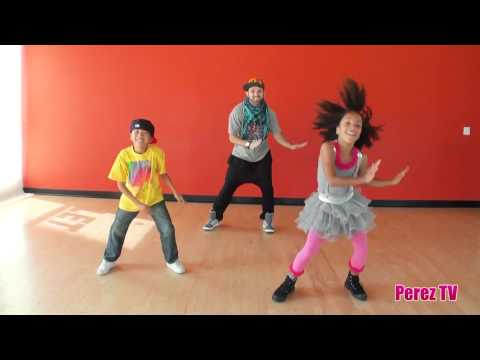Learn A Great New Dance For (And With) Your Kids! | Perez Hilton
