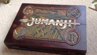 Jumanji Game Board 1:1 Replica Pt 2 - Weathering