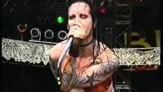 Marilyn Manson - Beautiful People Live At Bizarre Festival 1997