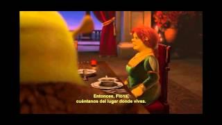 Shrek 2 dinner