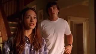 Smallville 5x03 - Clark & Lana are caught by Jonathan & Martha