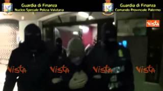 PALERMO INVESTIGATORI ALLA RICERCA DEL TRITOLO DELLA MAFIA IMMAGINI 17-12-14