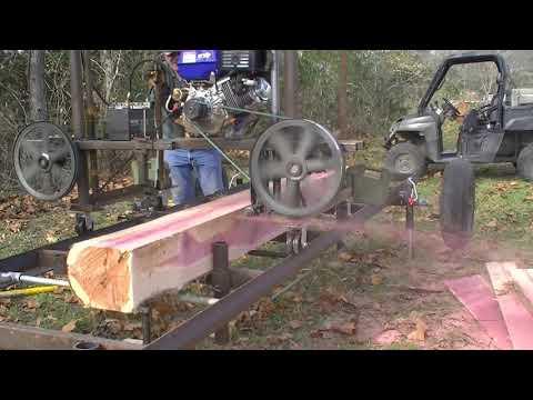 Xxx Mp4 187 RSW Homemade Sawmill MO Red Cedar Part 3 3gp Sex