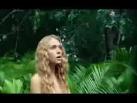 adan y eva, sexo en la selva. Sex on the jungle. Porn XXX