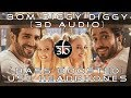 3d Bom Diggy Diggy Bass Boosted Zack Knight Jasmin Walia Virtual 3d Hq mp3