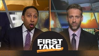 Stephen A. and Max debate if NFL needs Tom Brady in Super Bowl LII | First Take | ESPN