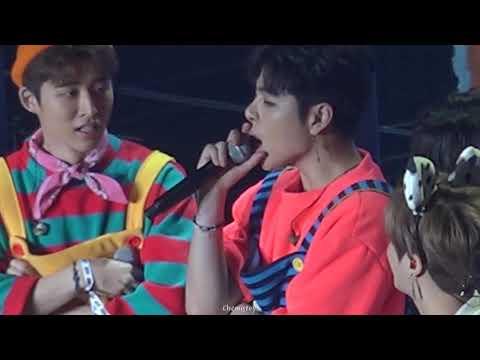 Download Lagu [아이콘 팬미팅 ] 180311 iKON 사랑을 했다 파트 바꿔 부르기 LOVE SCENARIO part change MP3