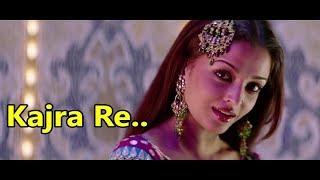 Kajra Re: Bunty Aur Babli | Amitabh Bachchan| Abhishek | Aishwarya Rai |Lyrics|Bollywood Hindi Songs