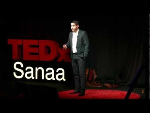 Guide me to the market: Amad Almsaodi at TEDxSanaa 2012