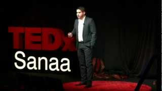 Guide me to the market: Amad Almsaodi at TEDxSanaa 2012