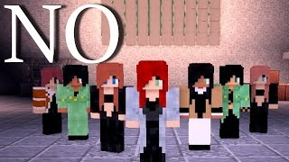 NO - Meghan Trainor Minecraft Music Video ( ME TOO IS NEXT! )