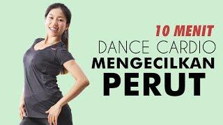 Mengecilkan Perut dengan Latihan Dance Cardio Workout