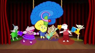 Brain Play - Meet The Parts Of The Brain!