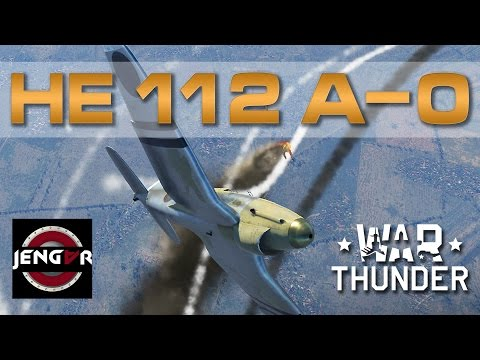 War Thunder Subs Choice Ep 24: He 112 A-0 [Killer Bee]