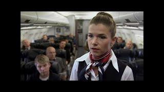Beschissene Sicherheitshinweise im Flugzeug - Ladykracher