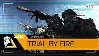 OPERACIÓN TIRAL BY FIRE - ARMA3 FORECON (USMC) - CLAN ESUS - DIABLO HELMETCAM