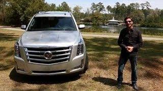 Prueba Cadillac Escalade 2015 (Español)