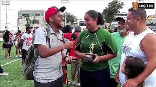 Final Copa Centenário Feminina 2018: Prointer 2x1 Paraíso