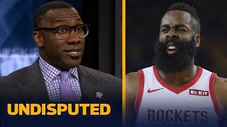 Rockets can beat Warriors despite trailing 2-0 in series — Shannon Sharpe | NBA | UNDISPUTED