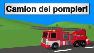 Camion dei pompieri - AlexKidsTV