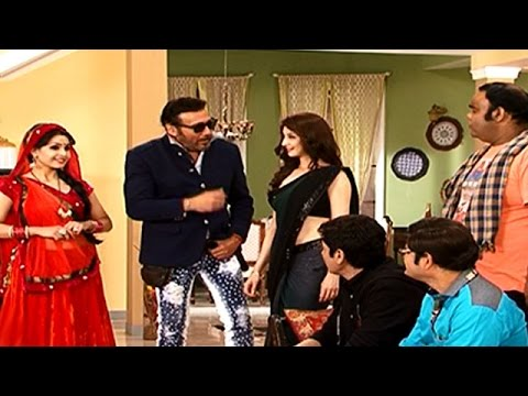 Jackie Shroff In Search Of Herione On The Sets Of 'Bhabi Ji Ghar Par Hai'   #TellyTopUp