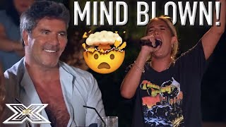 UNEXPECTED MIND BLOWING Rap Auditions On The X Factor | X Factor Global
