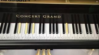 Remo   Senjitaley    Piano Tutorial