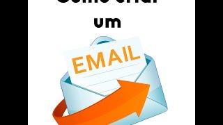 Como criar um email (2017)