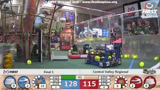 Final 1 - 2017 Central Valley Regional