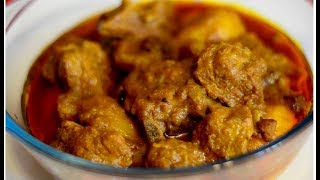 Village Style Beef Curry    গরুর মাংস কষা    QURBANI EID SPECIAL