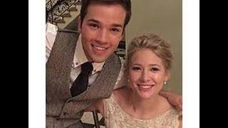 Nathan Kress's wedding photos with an epic reunion of