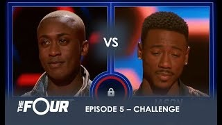 Vincent vs Jason: An EPIC Showdown Between Two Warriors | S1E5 | The Four