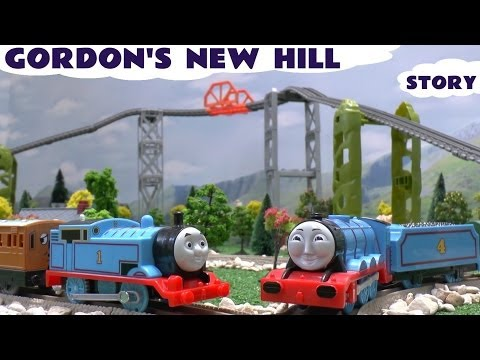 Thomas & Friends Story New Trackmaster Track Gordon s Hill Thomas Accident Crash Toy Train