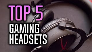 Best Gaming Headsets for PC, Xbox & PS4 - Top 5 Headsets in 2017!
