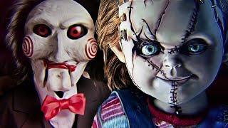 Chucky VS. Jigsaw [Batalha de Gigantes]