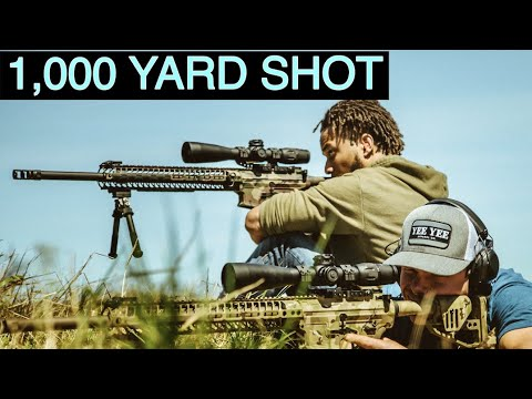 How To Sight In A Rifle At 1 000 Yards