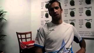 Stepanek Discusses His Doubles Success In 2012