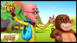 Madari - Motu Patlu in Hindi WITH ENGLISH, SPANISH & FRENCH SUBTITLES
