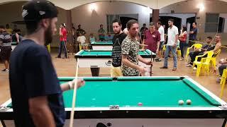 Felipinho x Biporanga Torneio Nova Granada sinuquinha par ou impar